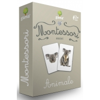 Animale - CJ Montessori - Editura Gama