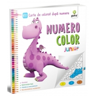 NumeroColor • Junior Plus - Editura Gama