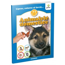 Animale domestice - Editura Gama