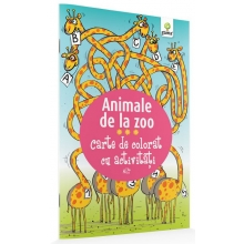 Animale de la Zoo - Editura Gama