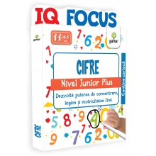 Editura Gama - Cifre • nivel Junior Plus - Editura Gama