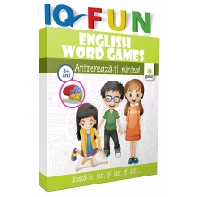 English Words Games - Editura Gama