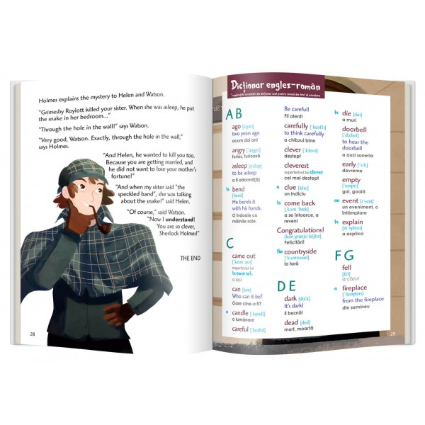 An Adventure of Sherlock Holmes: The Speckled Band - Poza 2